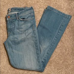 7 For All Mankind Flynt Blue Jean